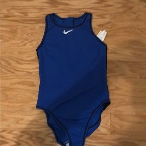 Nike water polo suit